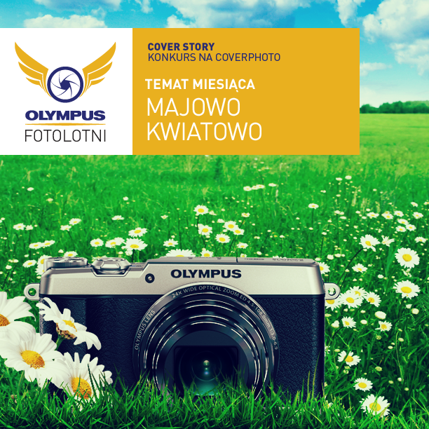 Konkurs // www.facebook.com/OlympusFOTOLOTNI