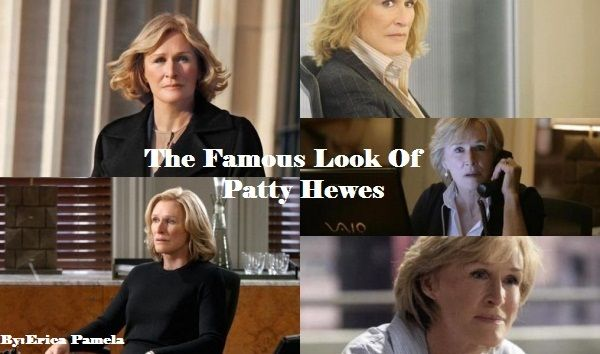#TheFamousLookOfPattyHewes Nade By Me:Erica Pamela. This picture I have without my name but I want to prevent.