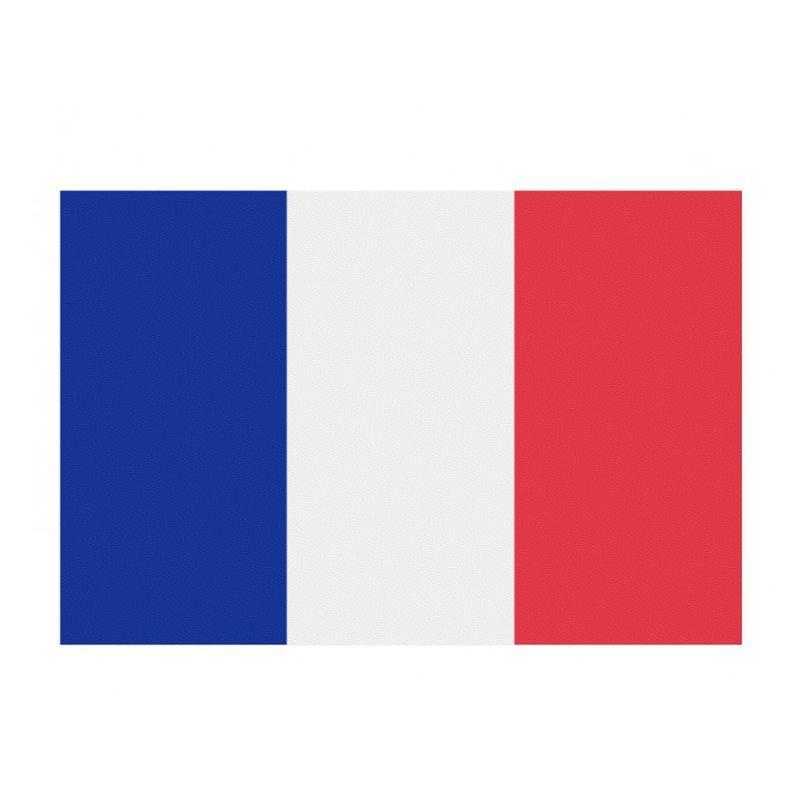 drapeau france 120x60cm
