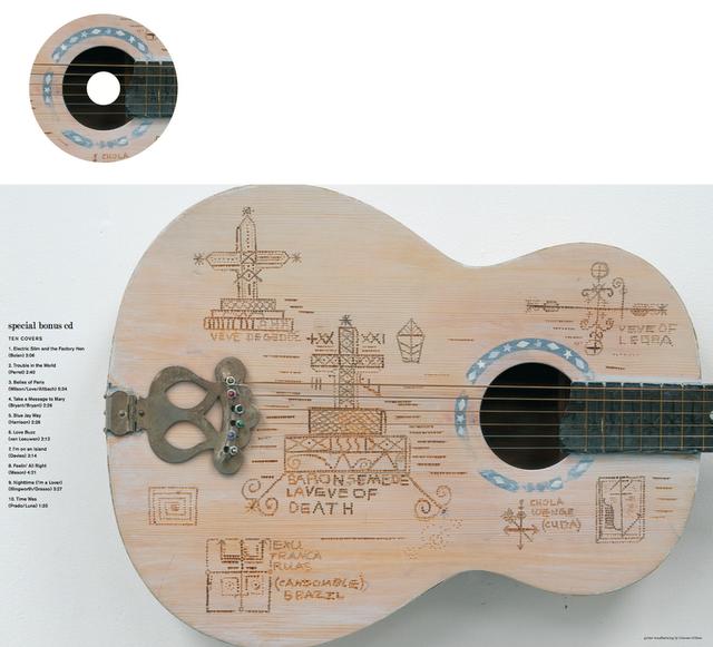 Work Hundreds Thousands Guitar Design Cool Guitar Book Design