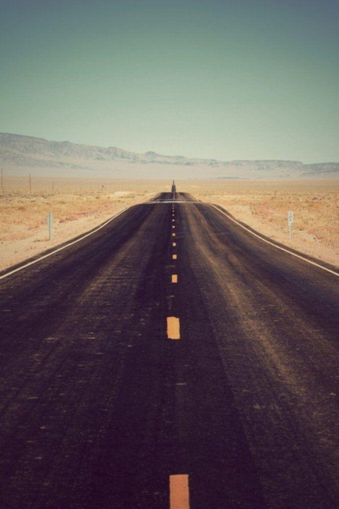 desert highway for our american roadie trip
