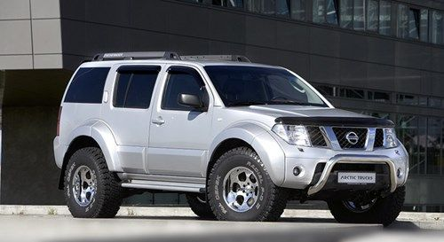 AT35 conversion package for Nissan Pathfinder   Nissans I love