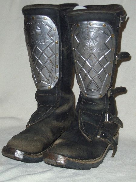 f364232cbfc Vintage Hi-Pointe boots from Italy. Made in the 80's. No longer ...