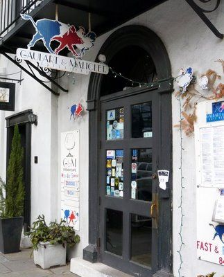 Fast And French In Charleston Great Little Restaurant For