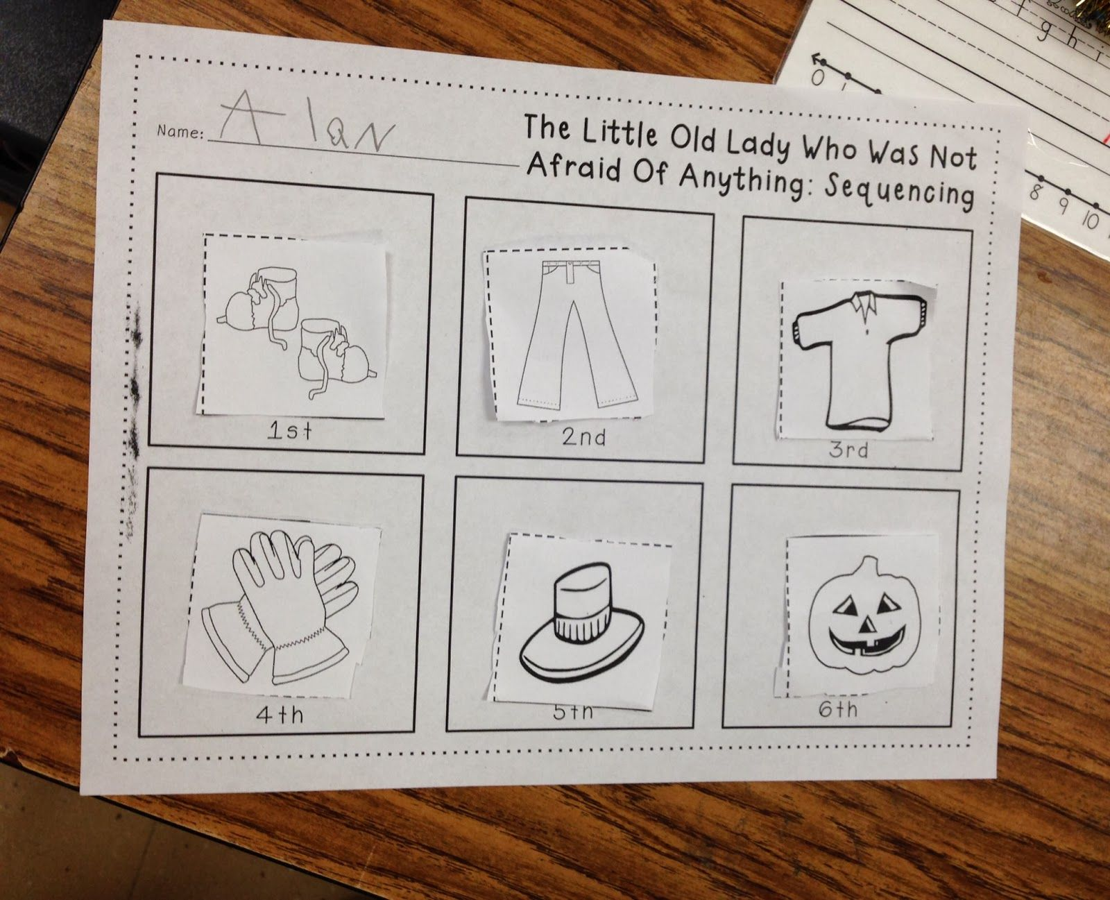 A Spoonful Of Learning Scarecrows Week 2 Amp Freebie