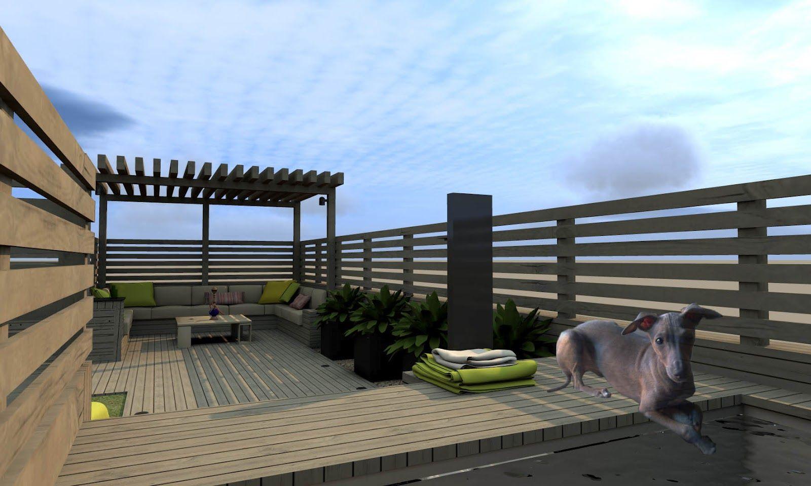 Recientemente hemos finalizado un proyecto de reforma de - Como reformar una terraza ...