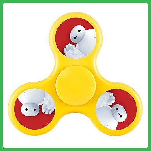 Hand Toy Fid Spinner Big Hero 6 Finger Spinner Pocket Toy For