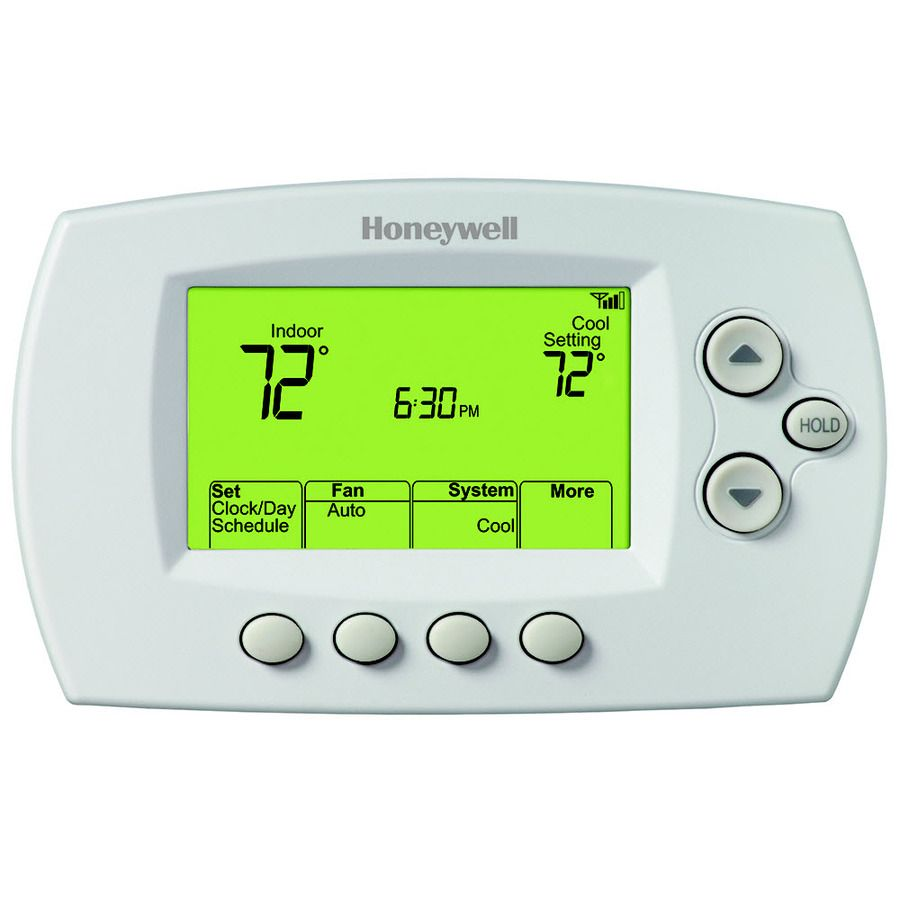 Honeywell 7 Day Programmable Thermostat With Built In Wifi Works