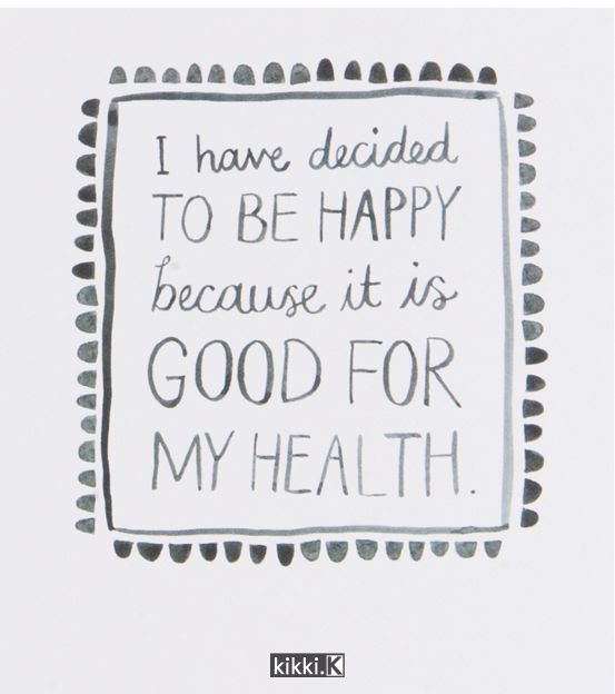 happiness is good for my health happiness quote cards by. Black Bedroom Furniture Sets. Home Design Ideas