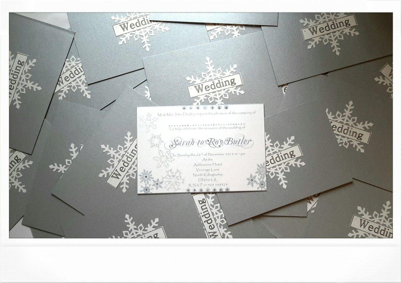 #winterwedding#invite##greylinen#