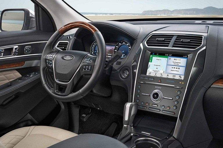 2019 Ford Explorer With Images 2019 Ford Explorer Ford