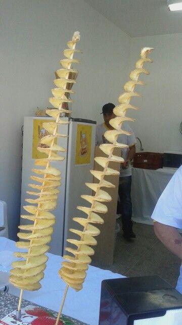 Batata frita muito louca!!!
