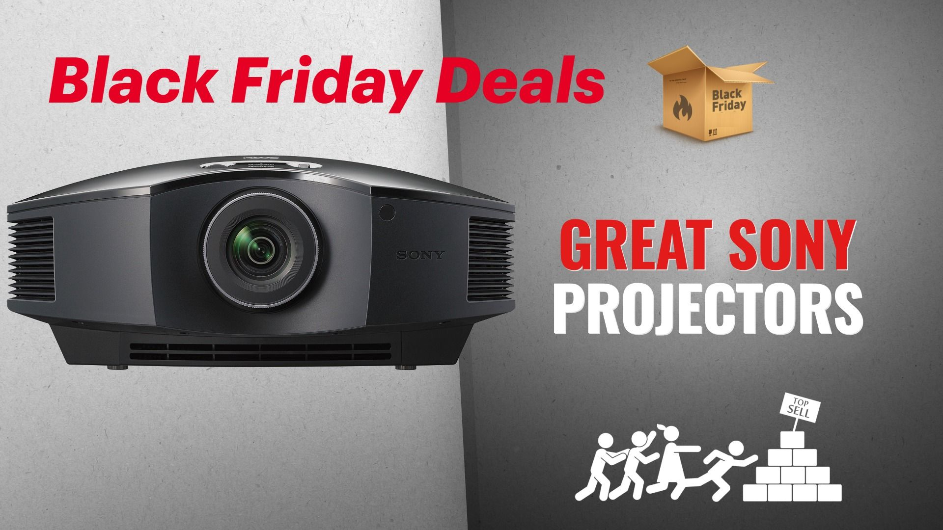 Black Friday Projector Deals 2019 & Cyber Monday Best