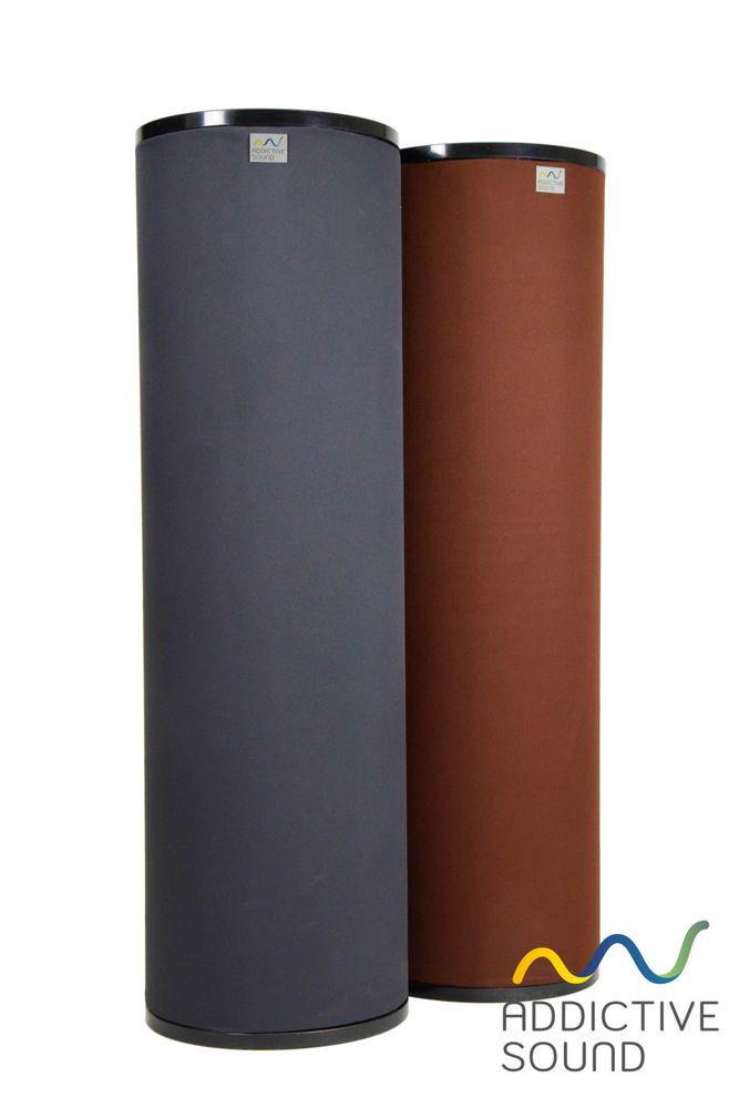 Bassfalle Premium 1M   Bass Trap, Akustik Paneel, Homerecording,  Schalldämmung | EBay