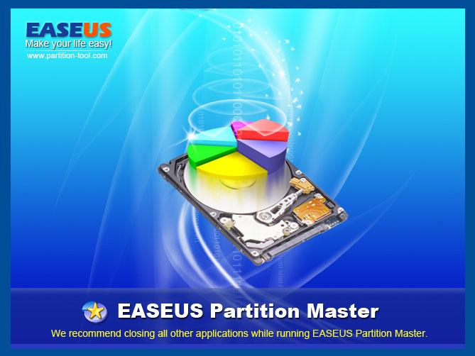 Easeus Partition Master Key 13 8 Technician Portable Partition