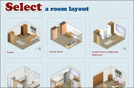 Create The Perfect College Dorm Room With Design Your Dorm Dorm Room Layouts Dorm Layout College Dorm Rooms