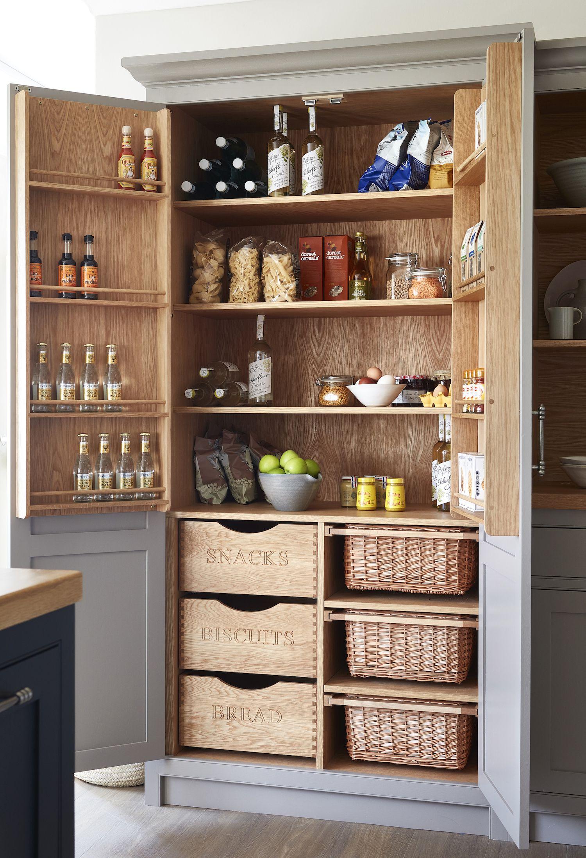 35 smarter kitchen storage solutions