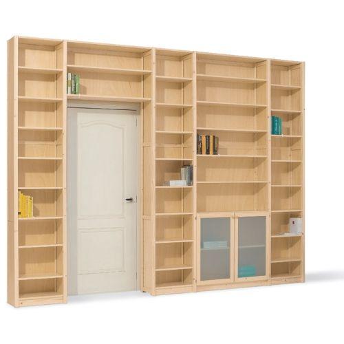 Lundia Original boekenkast om deur | Woonideeën | Pinterest