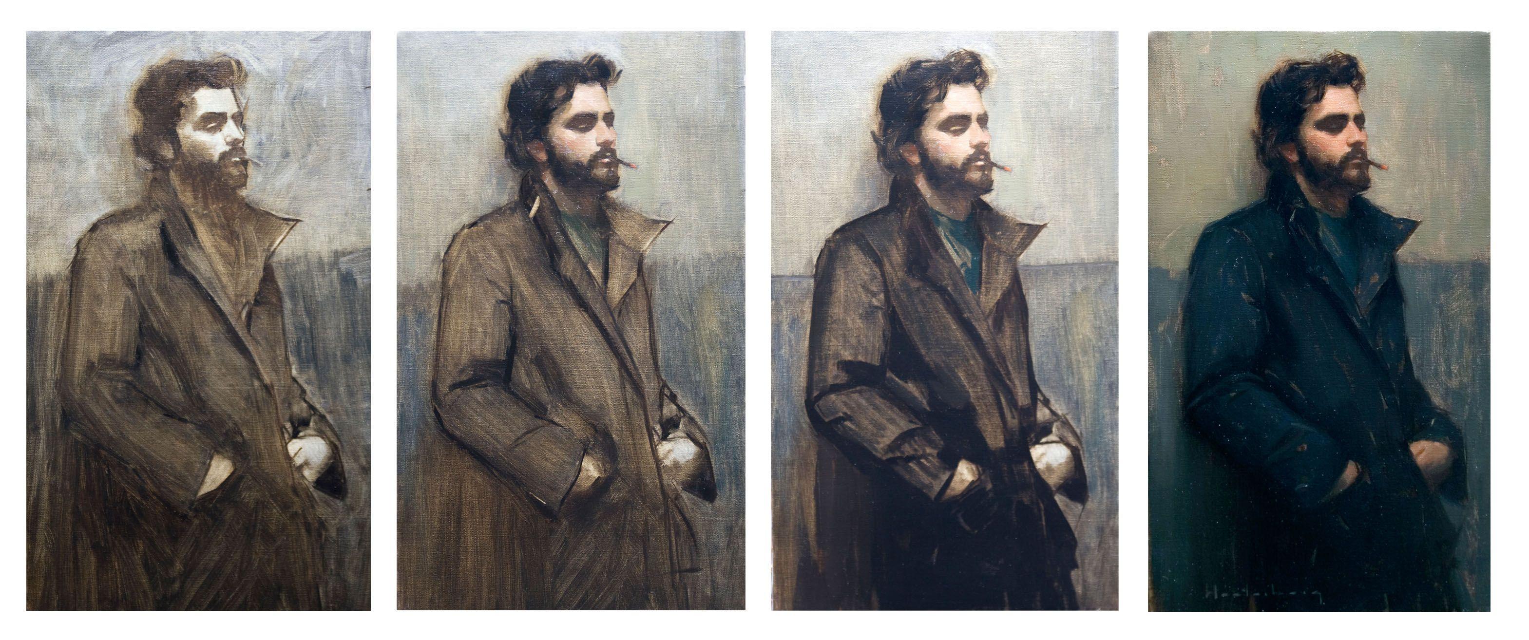 david leffel paintings - Google zoeken