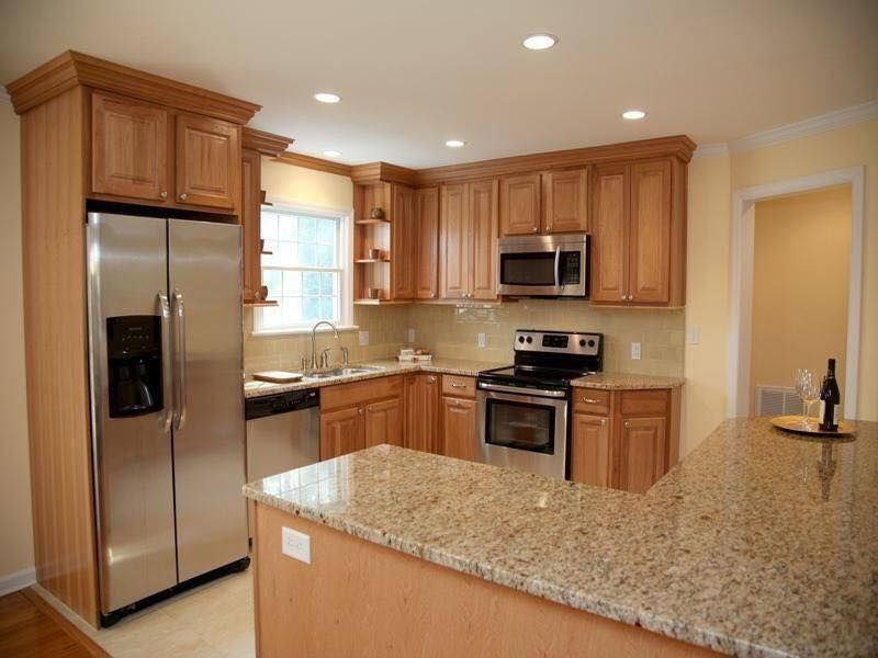 Kitchen Designs Ideas For Your Home Kitchen Remodel Small Kitchen Design Small Kitchen Layout