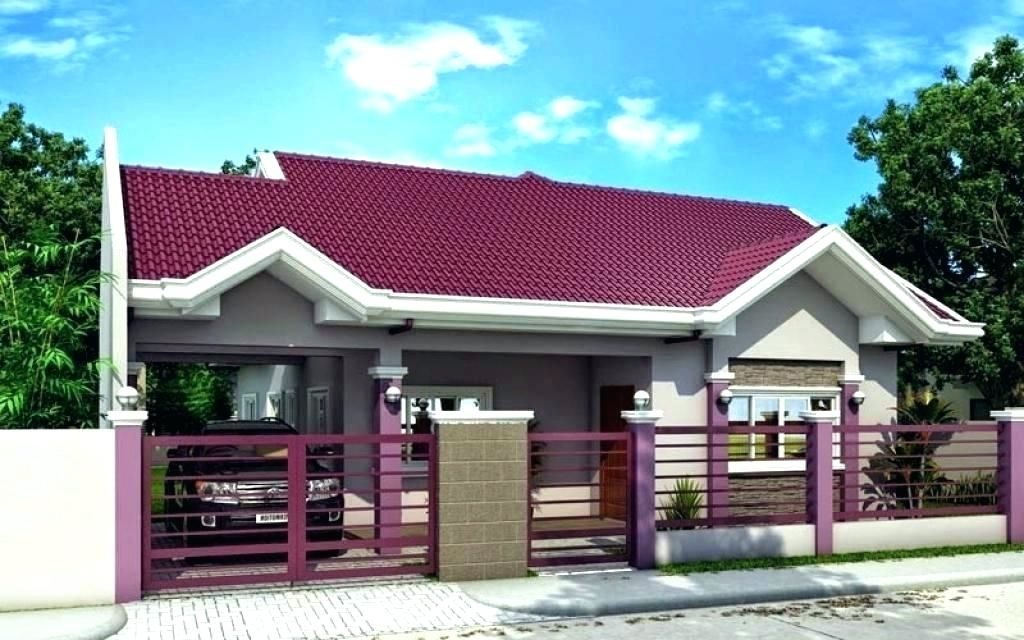 House With Terrace Design Native House Design Bungalow House Design New Fresh Bungalow House Simple House Design House Cost House Design Photos
