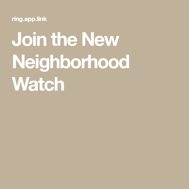 Citizen Corps Partner Programs | Ready.gov  |Neighborhood Watch Organization