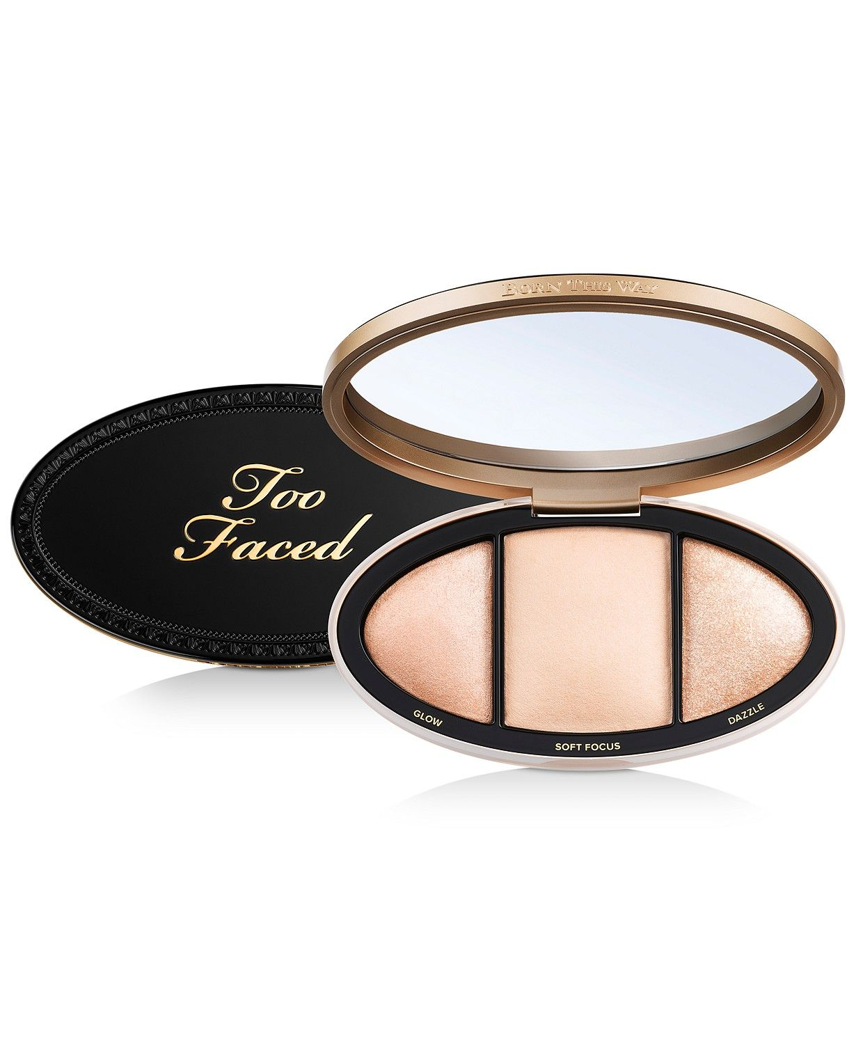 Too Faced Born This Way Turn Up The Light Highlighting