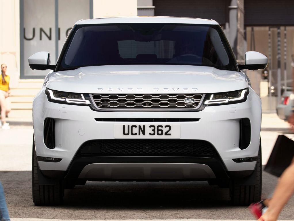 Range Rover Evoque D240 Hse L551 2019 Range Rover Evoque