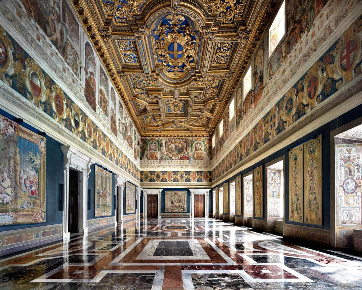 Quirinale palace rome throne room great hall rome for Interior designer roma