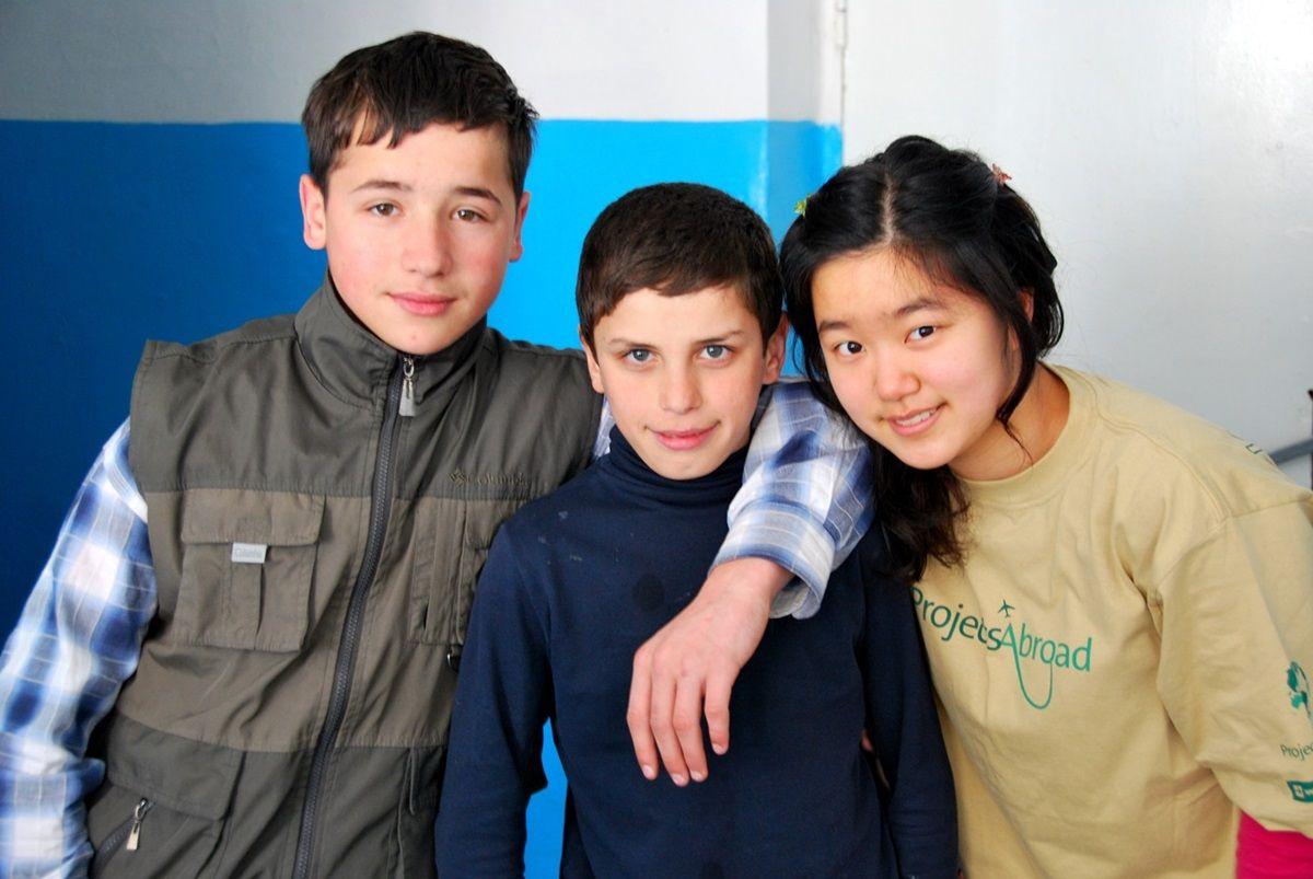 Volunteer in Moldova