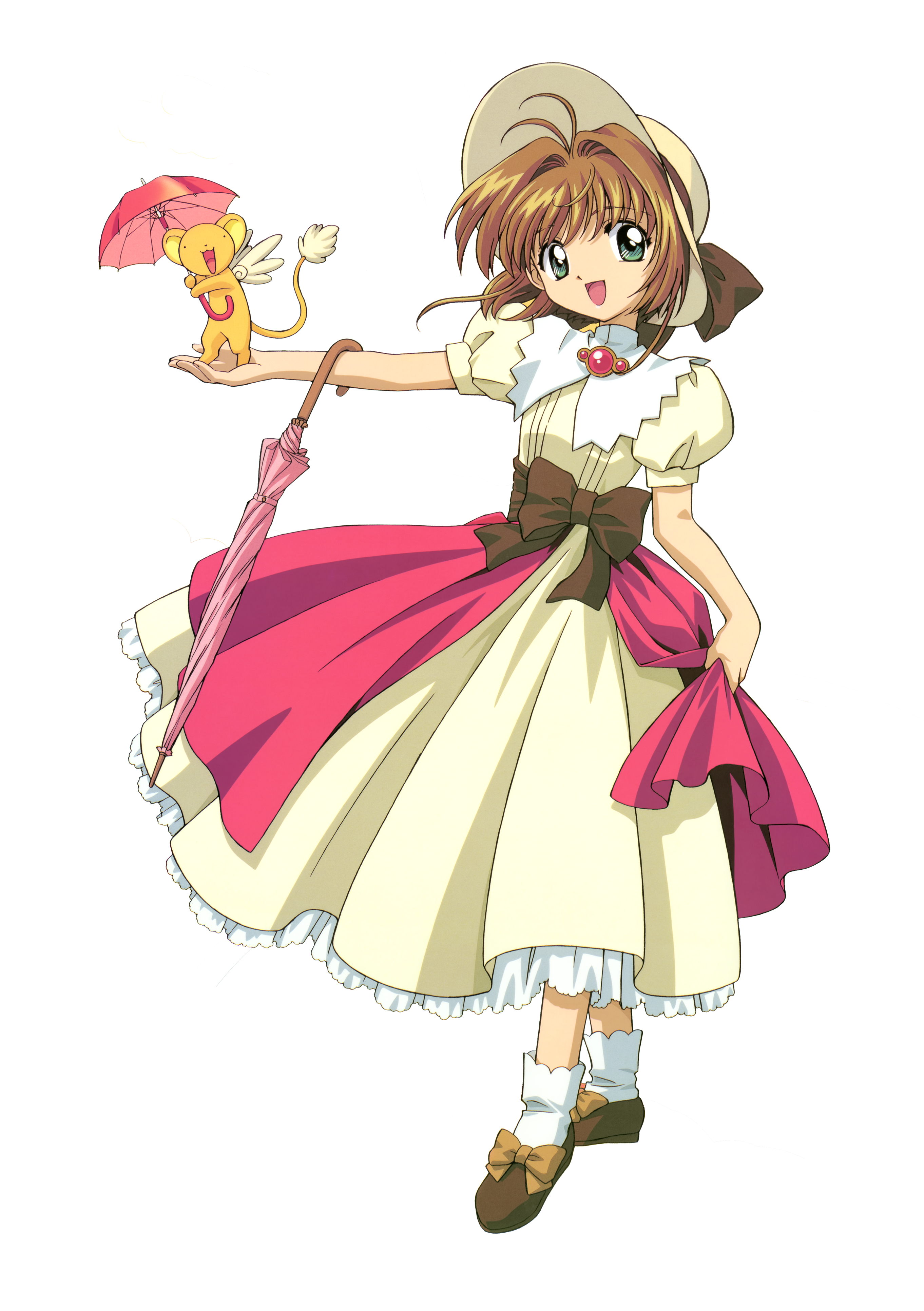 List Of Clothes And Costumes Cardcaptor Sakura Wiki Fandom Cardcaptor Sakura Sakura Card Cardcaptor