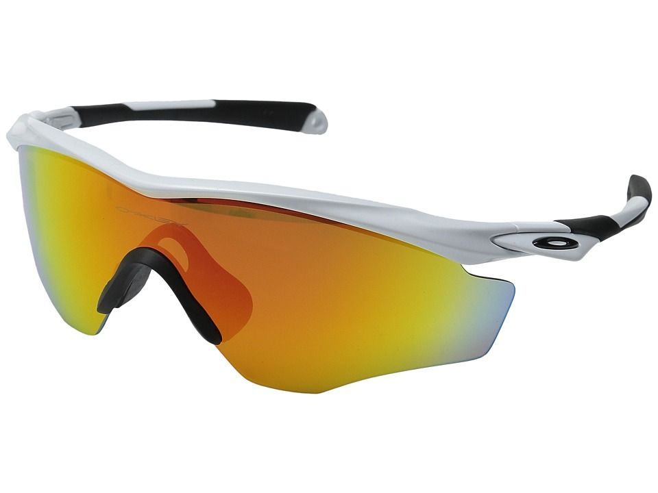 04602582afc Oakley M2 Frame XL Snow Goggles Polished White Fire Iridium