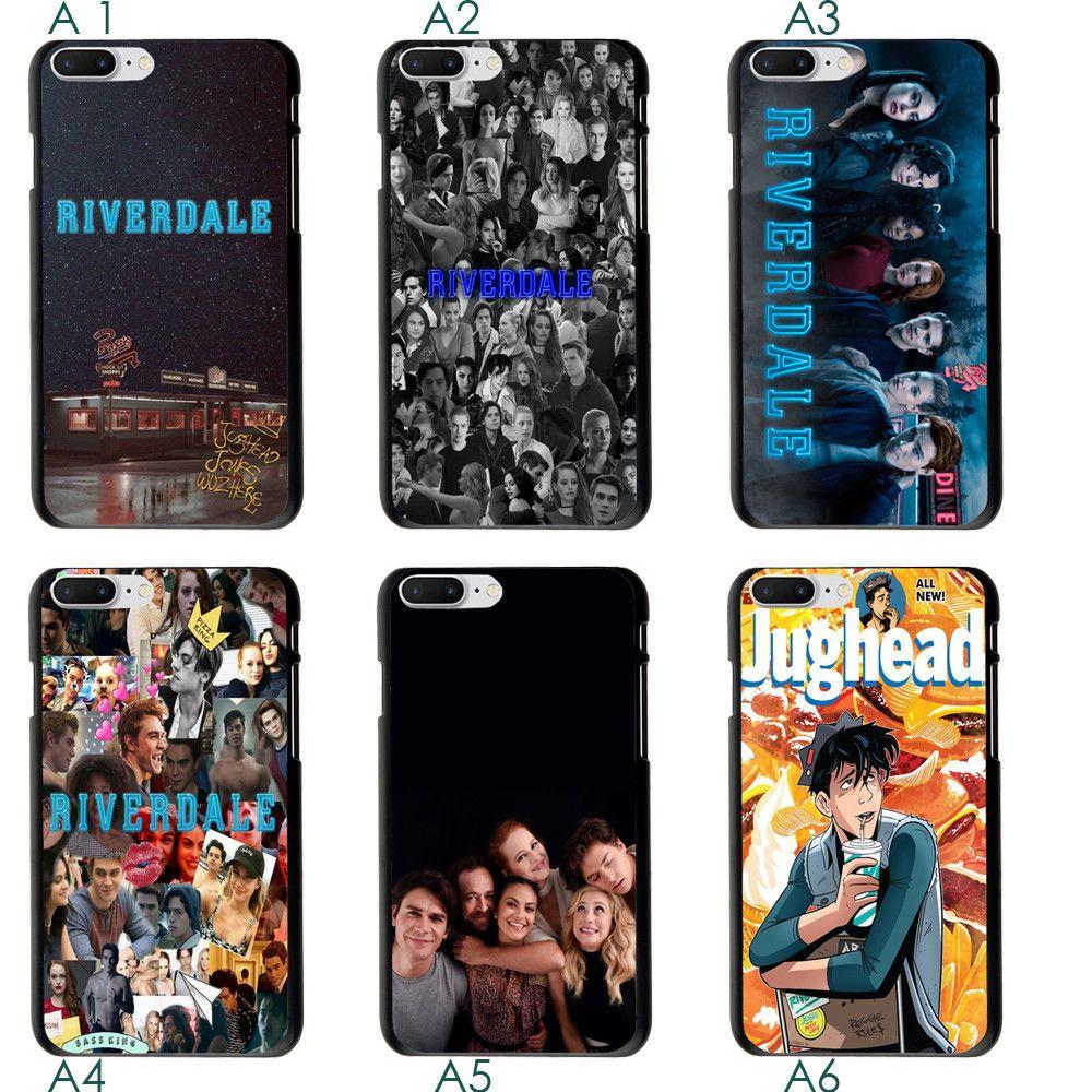 on sale f6572 84a51 $4.95 - Riverdale Jughead Jones Soft Tpu Case Cover For Iphone X 6S ...