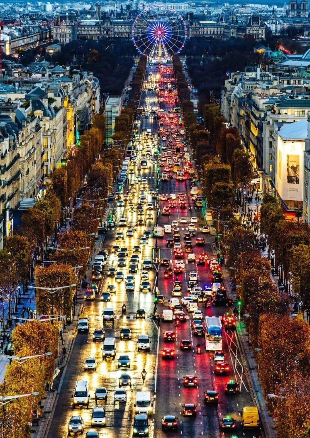 Avenue Des Champs Élysées In 2019