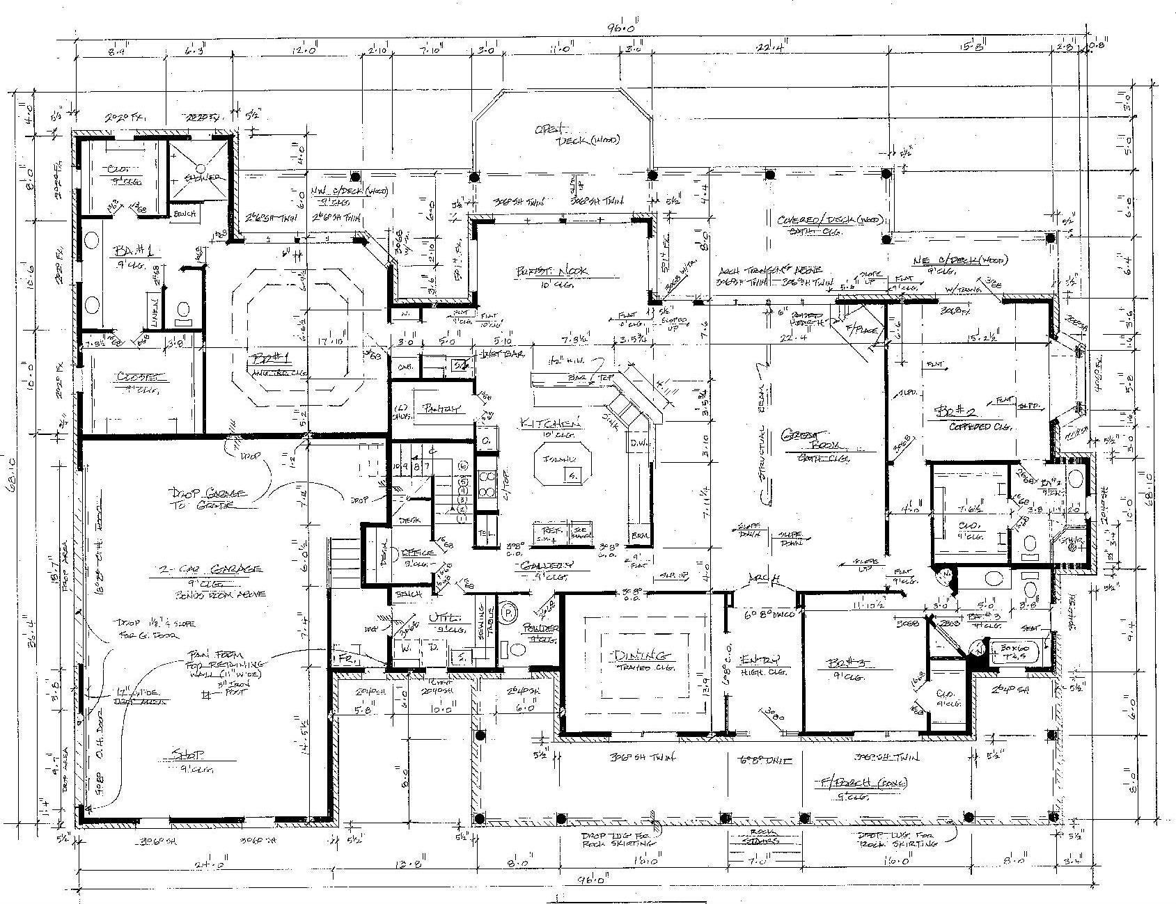 Completed Home Renovation Fully Completed Structural And Internal Fitout I Ll Allow Tim Drawing House Plans Architecture Blueprints Home Design Floor Plans