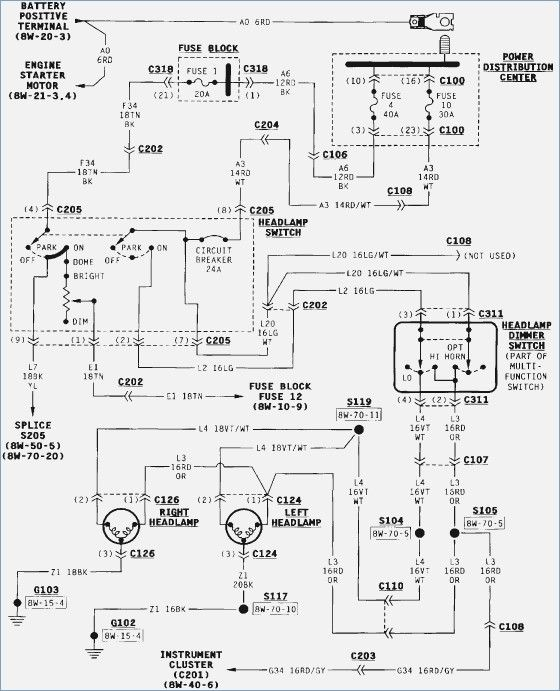 Wiring Diagram Jeep Jk Wiring Diagram 2013 Jeep Jk Wiring