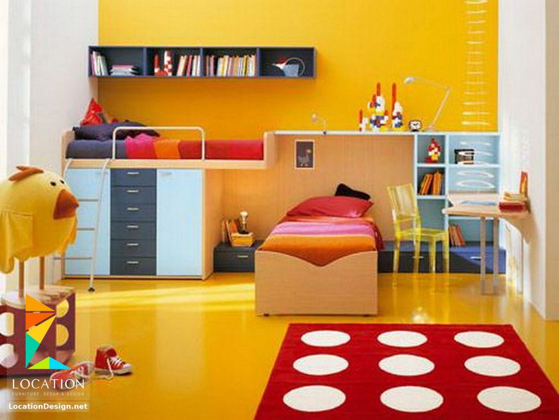غرف نوم اولاد صبيان 2019 2020 كتالوج صور تصميمات غرف نوم اطفال مودرن للاولاد Boys Bedroom Decor Kids Bedroom Paint Kids Bedroom Furniture