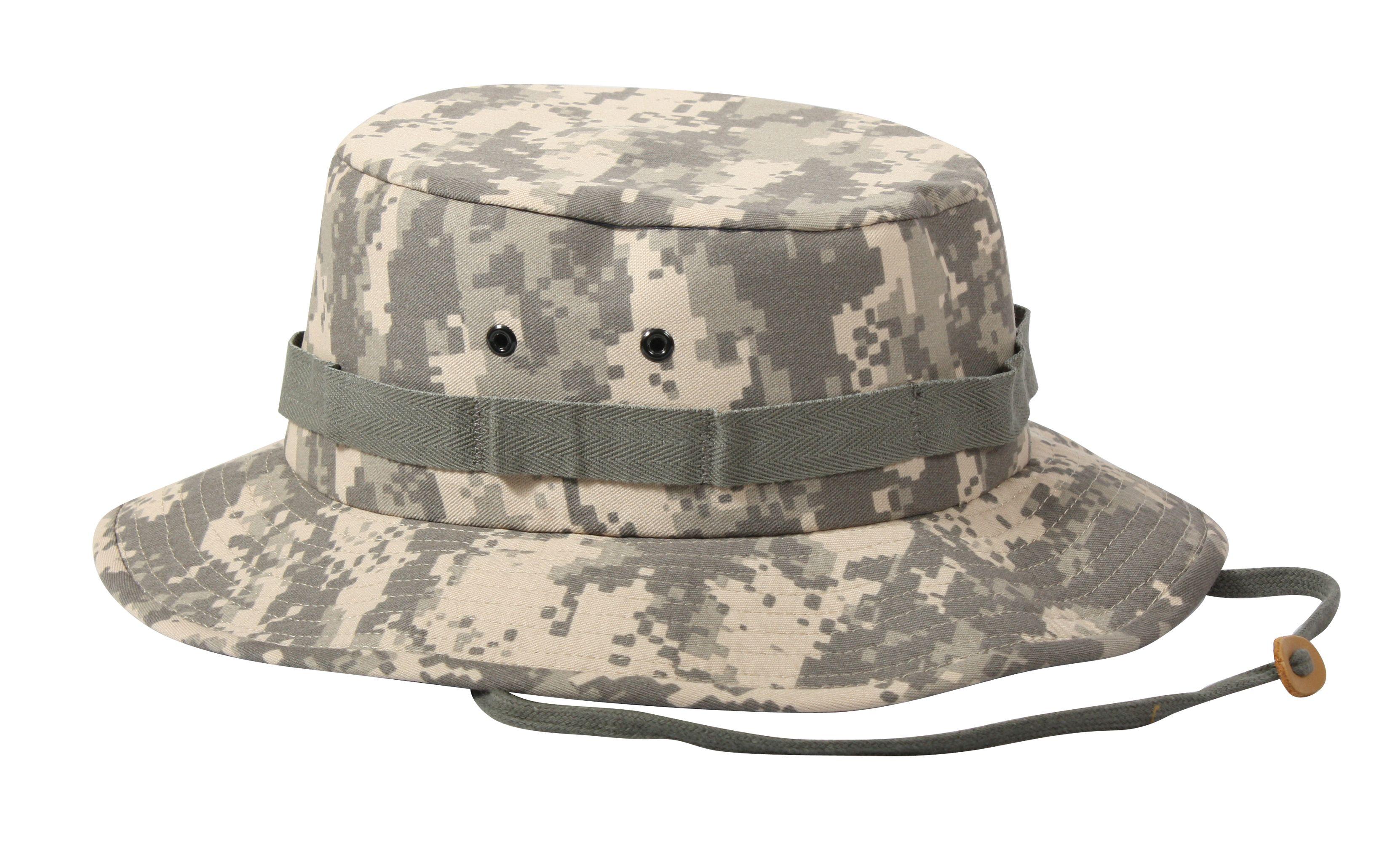 c9c23fed708cd Rothco ACU Digital Camo Jungle Hat