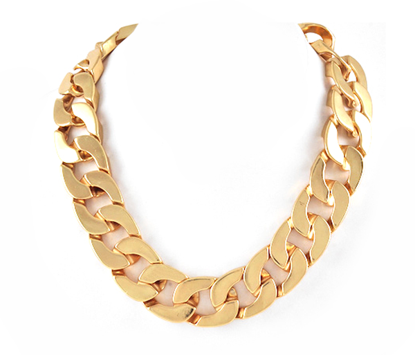 Glam Chunky Statement Necklace