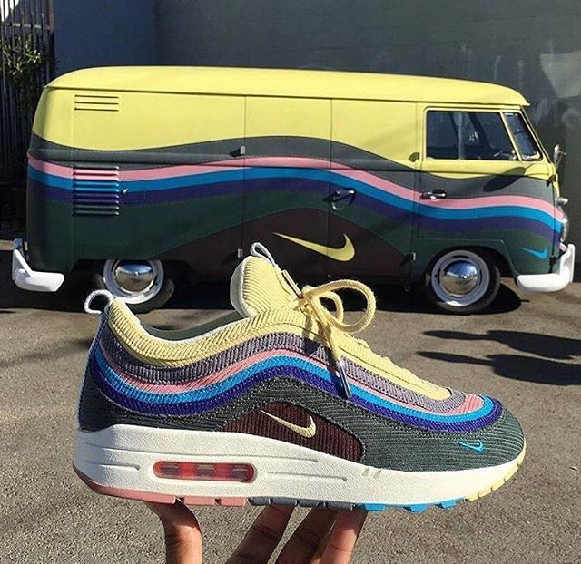 outlet store 6402c 84027  Sean Wotherspoon Nike Air Max 1 97 VF SW +