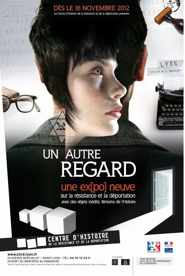 Création d'une affiche pour le CHRD de Lyon dans le cadre d'un appel d'offre