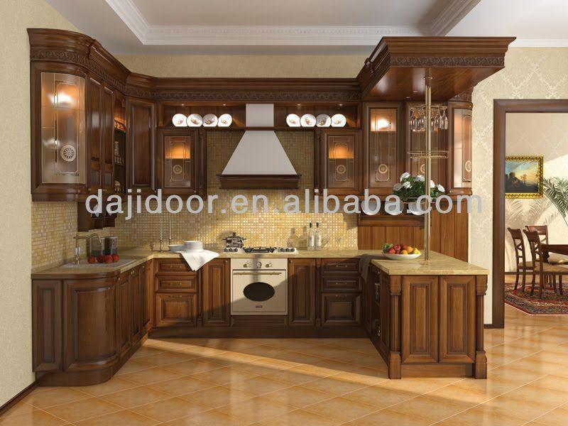 Mueble separador de cocina americana rustica   buscar con google ...