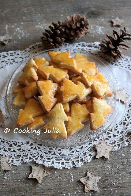 cooking julia : petits sablÉs d'antan de christophe felder