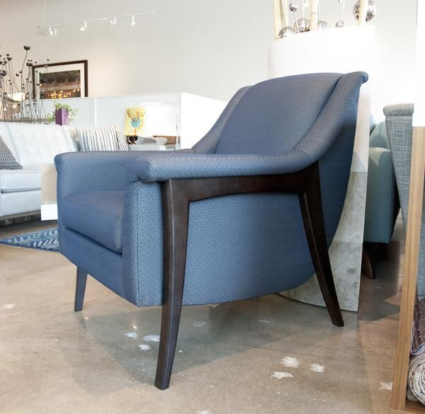 Five Elements Furniture Austin The Muse Chair Provides A Comfortable And Beautiful Place To