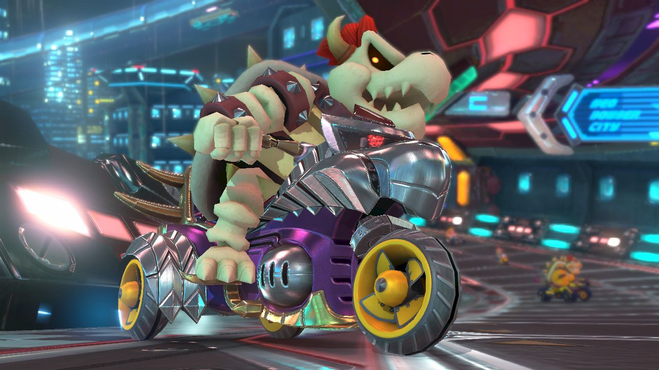 Mario Kart 8 Dlc Pack 2 Screenshots Avec Images
