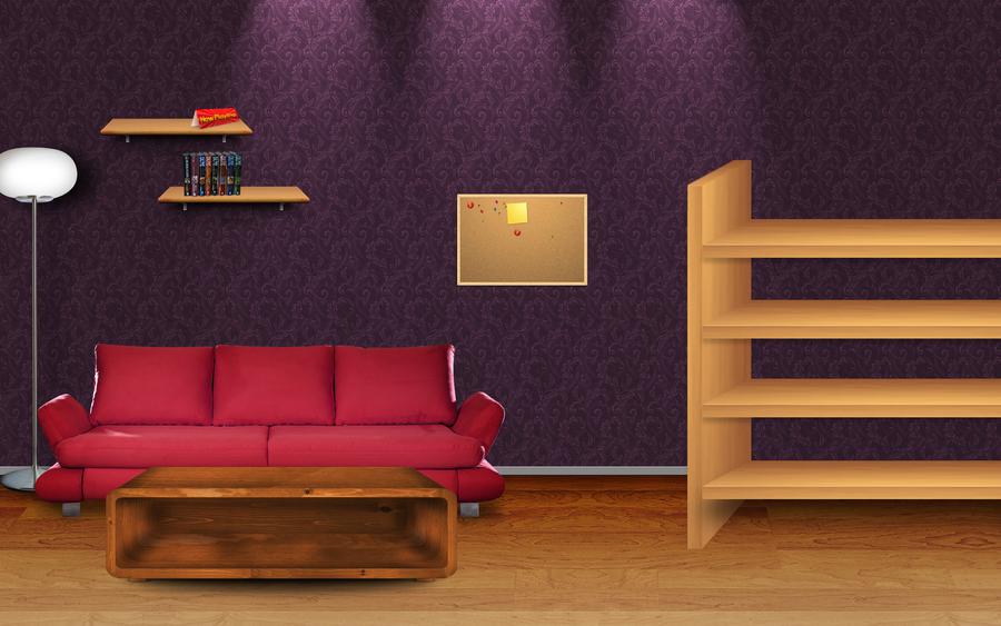 Desktop Icon Shelf Wallpaper Wallpapersafari Wallpaper Shelves Shelves Home
