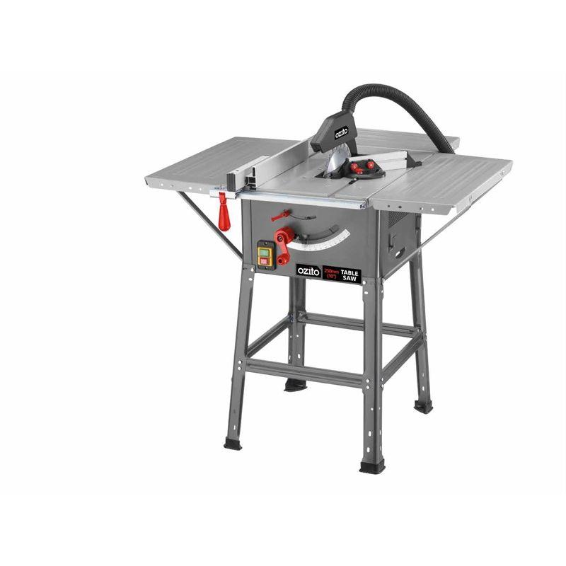 Ozito 1500w 250mm Table Saw I N 6290283 Bunnings