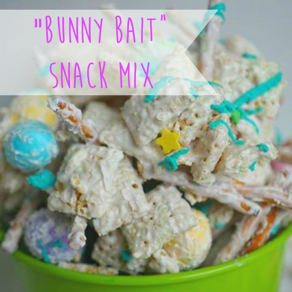 Bunny Bait Snack Mix