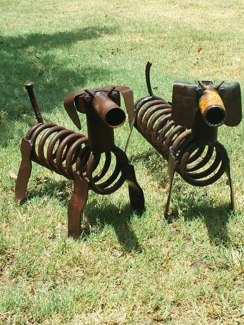 Gartendeko Aus Metallschrott | Garden Ideas | Pinterest | Gartendeko,  Metall Und Schrott Good Ideas