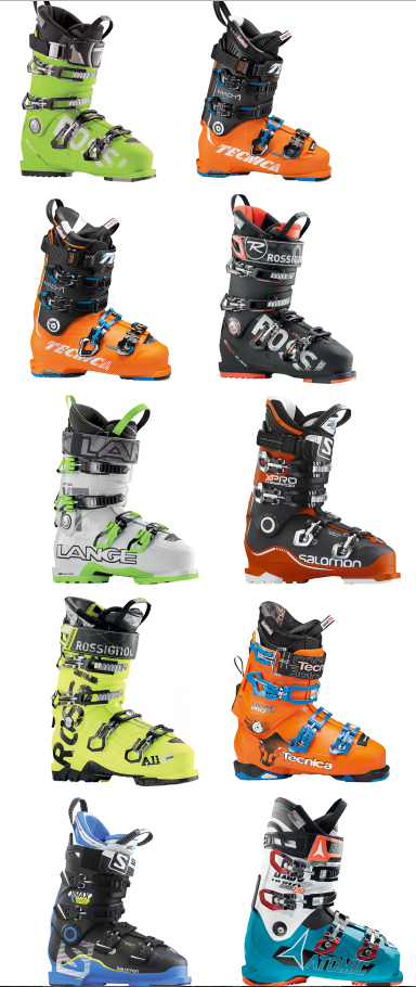 Men Start Your Ski Boot Search Here It S A Comprehensive